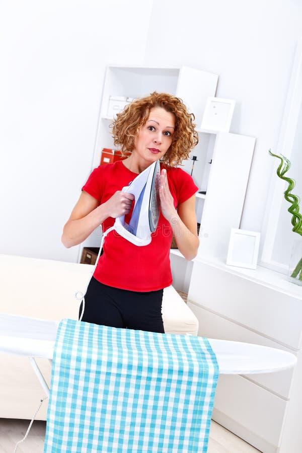 Housework quente fotos de stock