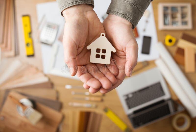 Housing concept royalty free stock photos