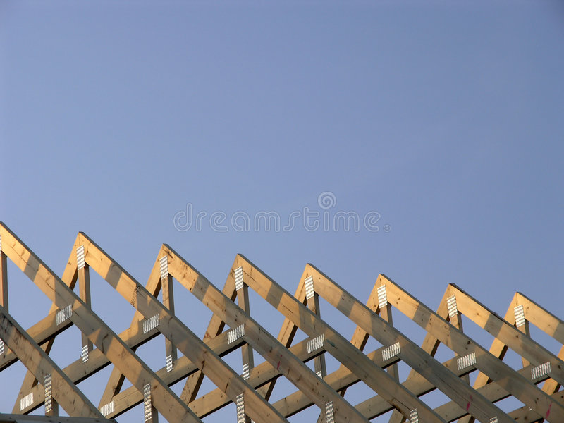 Housing Construction royalty free stock image