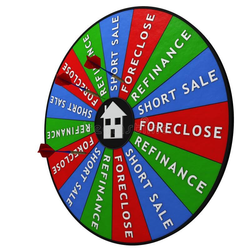 Download Housing Crisis Decision Tool Stock Illustration - Image: 25249228