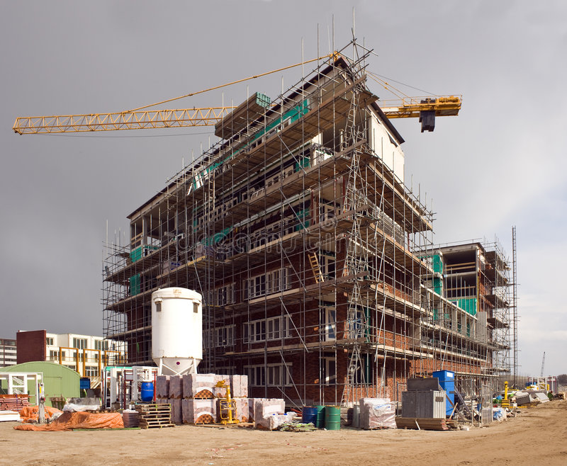 Housing development stock images