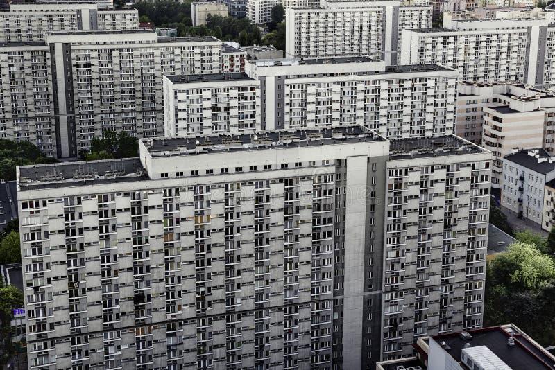 Housing development royalty free stock photography