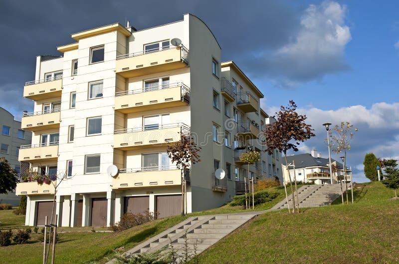 Housing Estates Stock Photography
