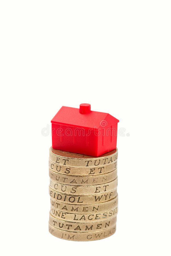 Download Housing Market stock photo. Image of coins, currency, financial - 7887564