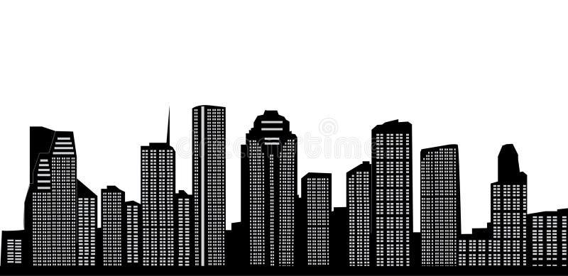 Houston libre illustration