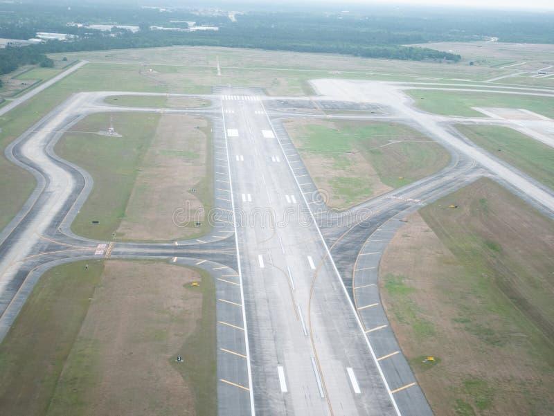 Houston Airport stock afbeelding