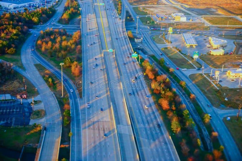 Houston Bush Airport photo libre de droits