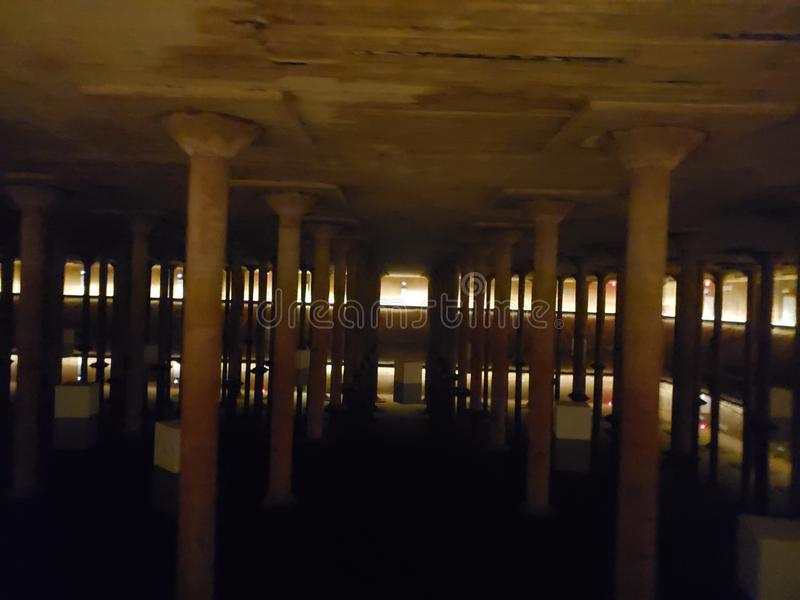 Houston Cistern photo libre de droits