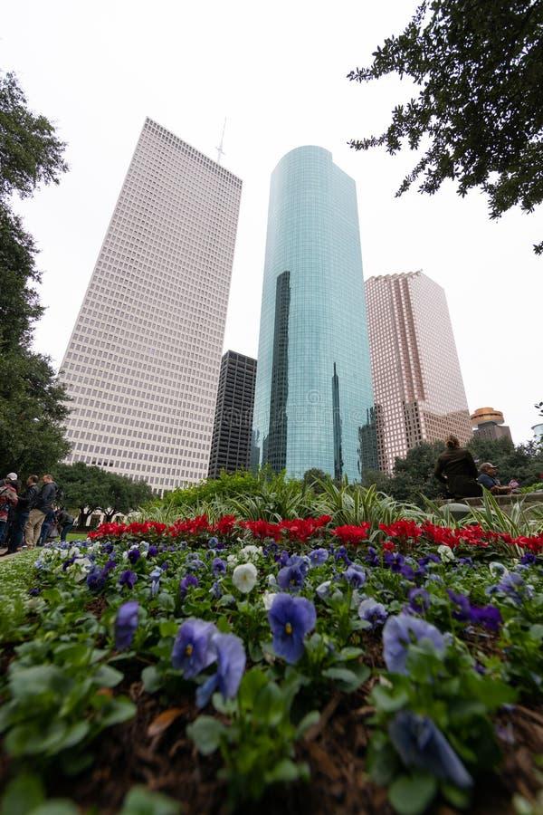 Houston Landscape photo libre de droits