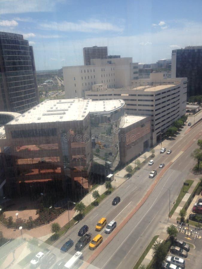 Houston Med Center imágenes de archivo libres de regalías