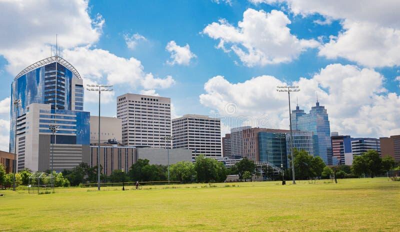 Houston Medical Center  imagem de stock royalty free