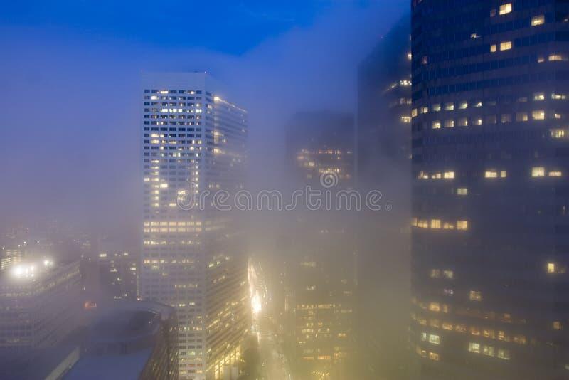 Houston Muggy 2 fotografie stock libere da diritti