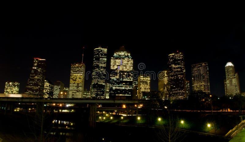 houston noc Texas fotografia royalty free