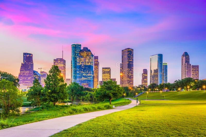 Houston, Tejas, los E.E.U.U. imagenes de archivo