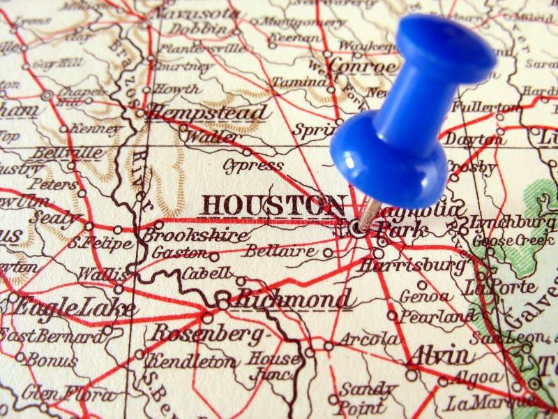 houston Teksas fotografia stock
