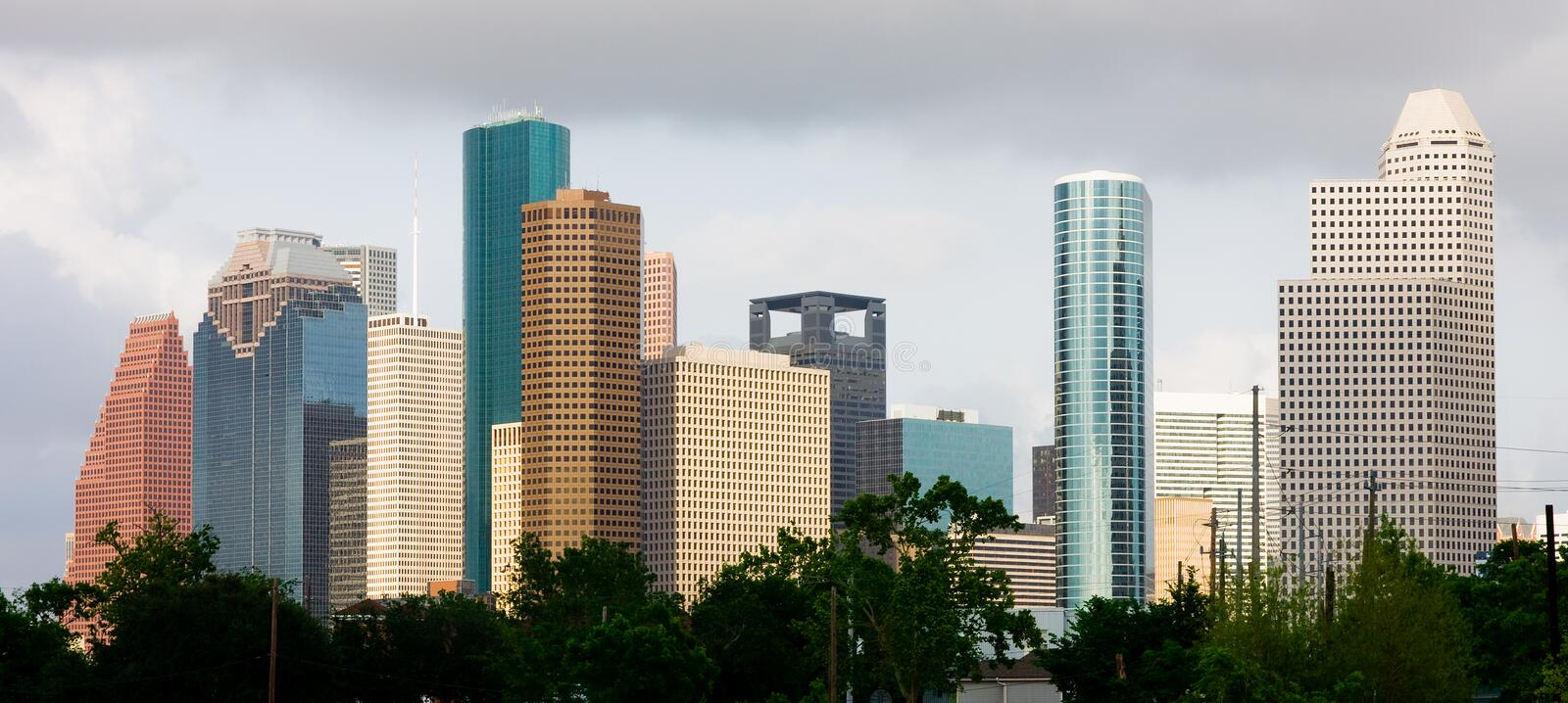 houston Texas fotografia royalty free
