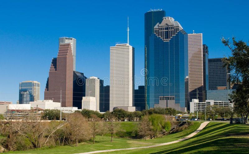 houston Texas zdjęcia stock