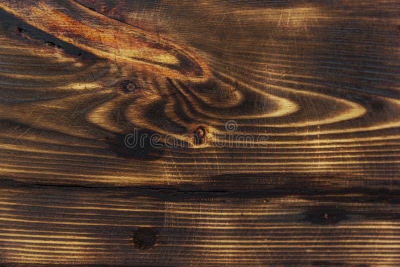 Hout, besnoeiing, houten natuurlijke textuurtekening, achtergrond vector illustratie