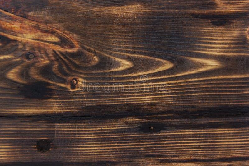Hout, besnoeiing, houten natuurlijke textuurtekening, achtergrond stock illustratie