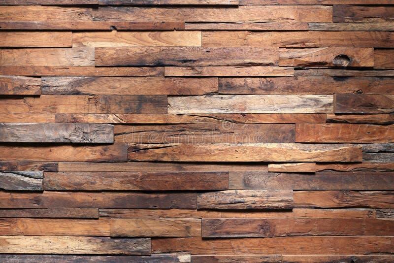 Hout houten muur