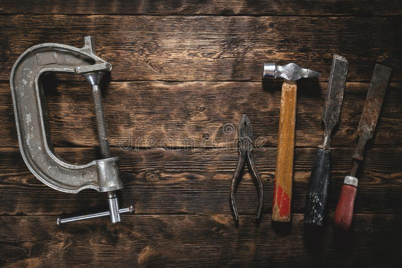 houtbewerking royalty-vrije stock foto's