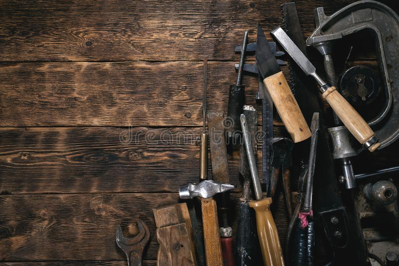 houtbewerking royalty-vrije stock fotografie