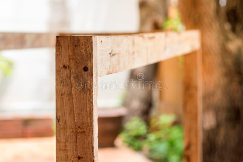 Houtbewerking en toebehoren, hout voor het decoratiewerk stock fotografie