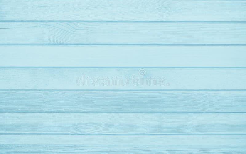 Houten abstracte achtergrond, textuur van blauwe pastelkleur stock afbeelding