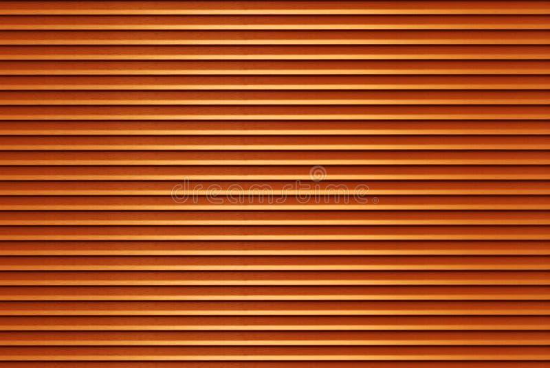 Houten Blind Venster stock fotografie