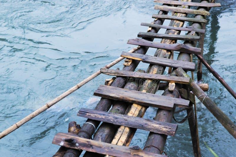 Download Houten brug stock foto. Afbeelding bestaande uit reis - 29501346