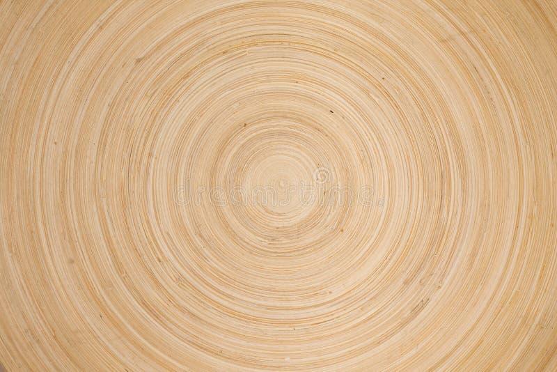 Houten cirkels royalty-vrije stock foto's