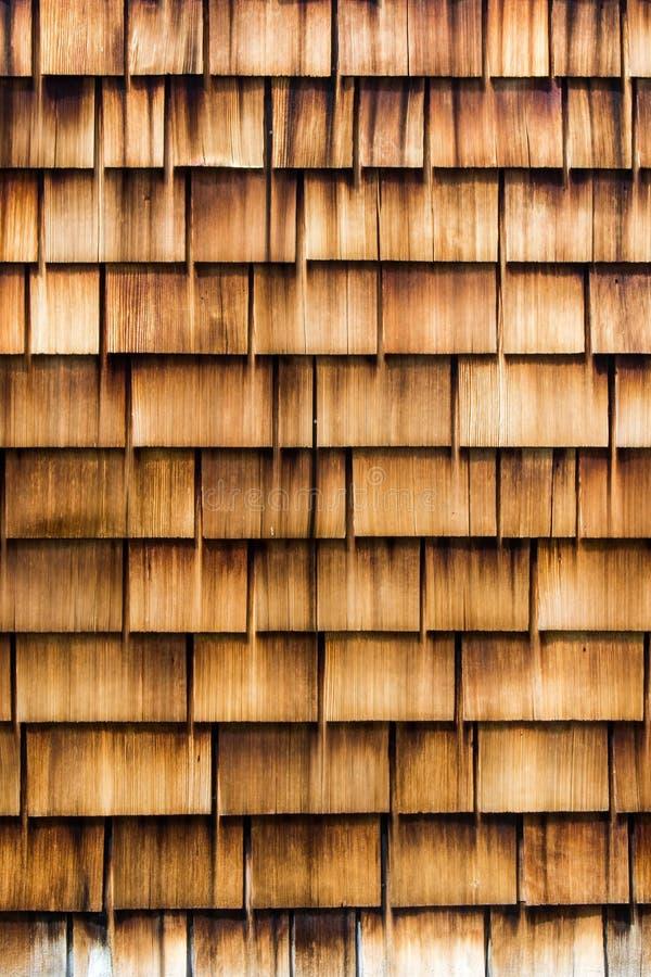 """Houten dakspanen†""""Verticale Achtergrond stock afbeeldingen"""