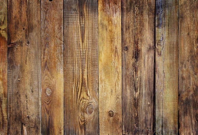 Houten de korrelachtergrond van de textuurplank, houten bureaulijst of vloer stock afbeeldingen
