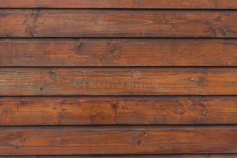 Houten de korrelachtergrond van de textuurplank, houten bureaulijst of vloer royalty-vrije stock afbeelding