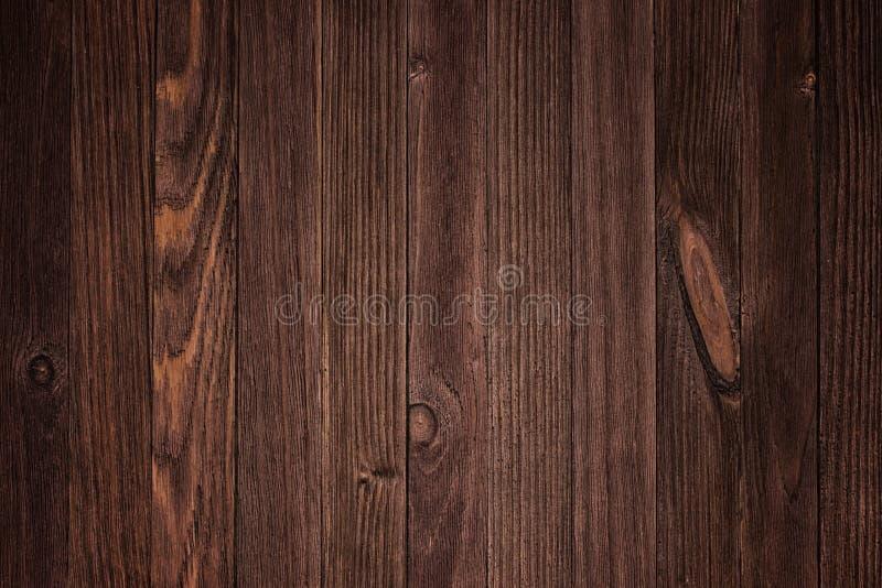 Houten de vloerplankachtergrond van de Usticplank met vignet stock fotografie