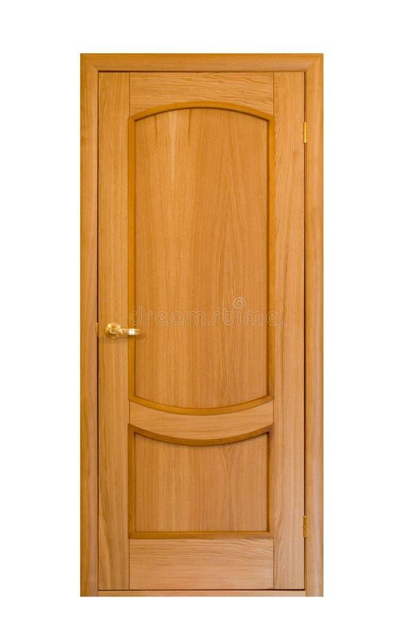 Houten deur #10 stock fotografie