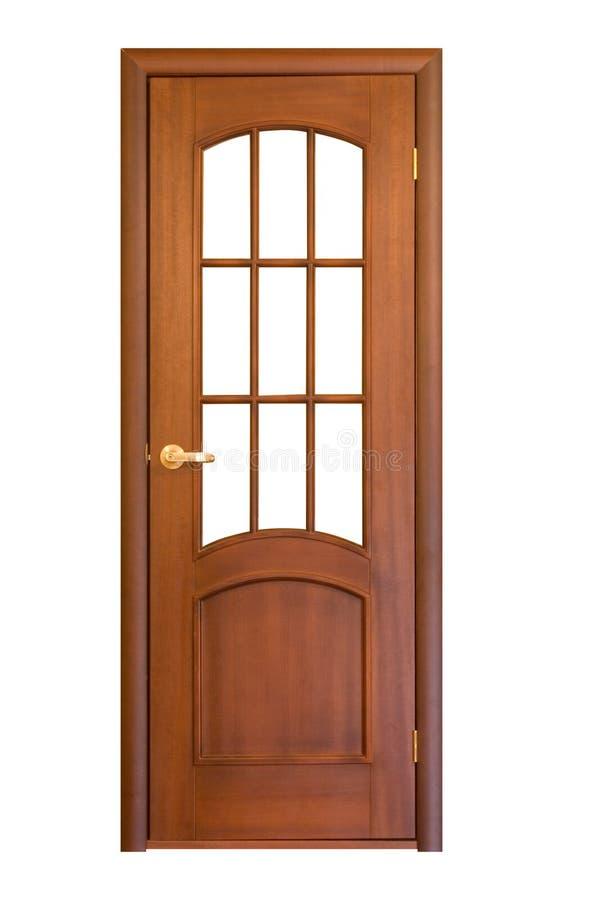 Houten deur #11 stock afbeeldingen