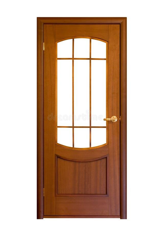Houten deur #9 stock fotografie