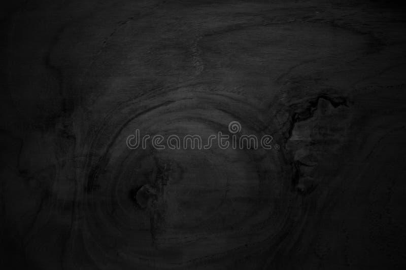 Houten Donkere textuur als achtergrond Spatie voor ontwerp royalty-vrije stock foto