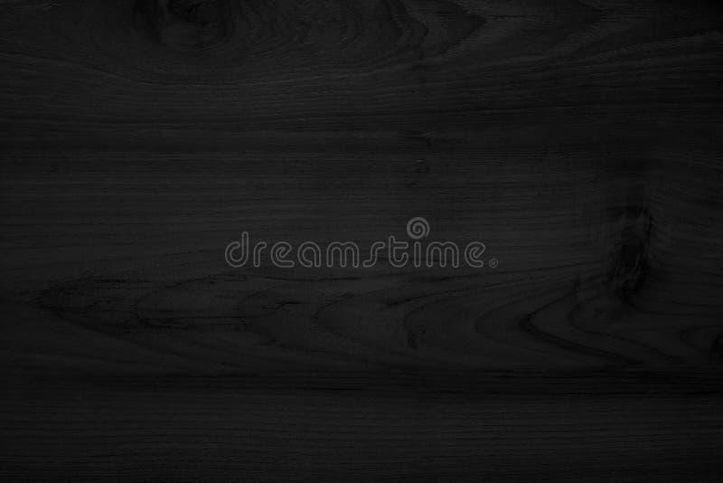 Houten Donkere textuur als achtergrond Spatie voor ontwerp stock afbeelding
