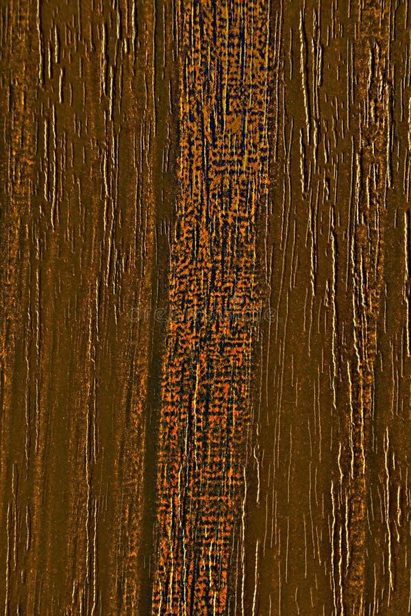 Houten ebbehout, textuur oud hout stock afbeelding