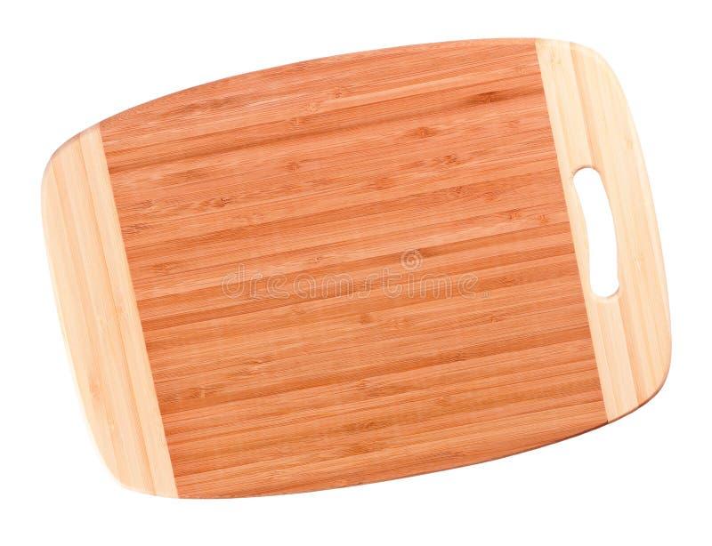Houten houtvezelplaat stock foto