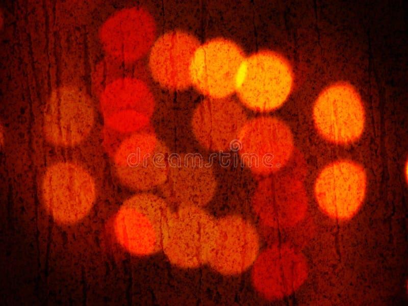 Houten Lichten royalty-vrije illustratie