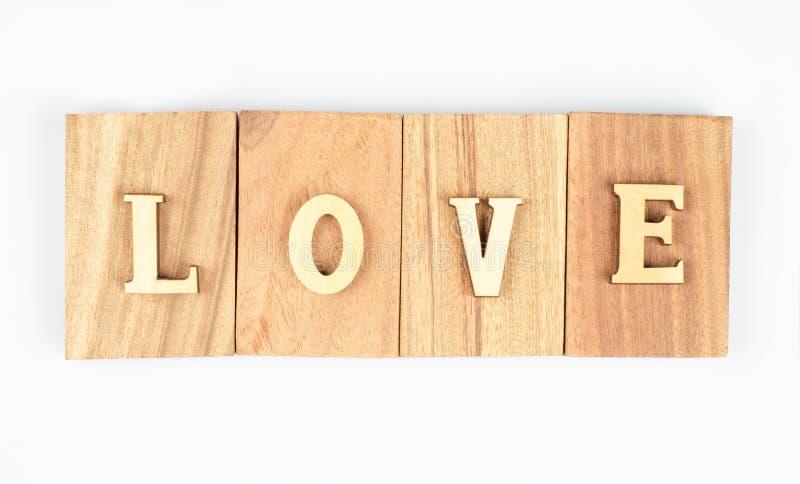 Download Houten liefde stock afbeelding. Afbeelding bestaande uit tekst - 29513045