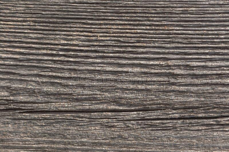 Houten muurontwerp als achtergrond wijnoogst Doorstane houten plattelander royalty-vrije stock foto's
