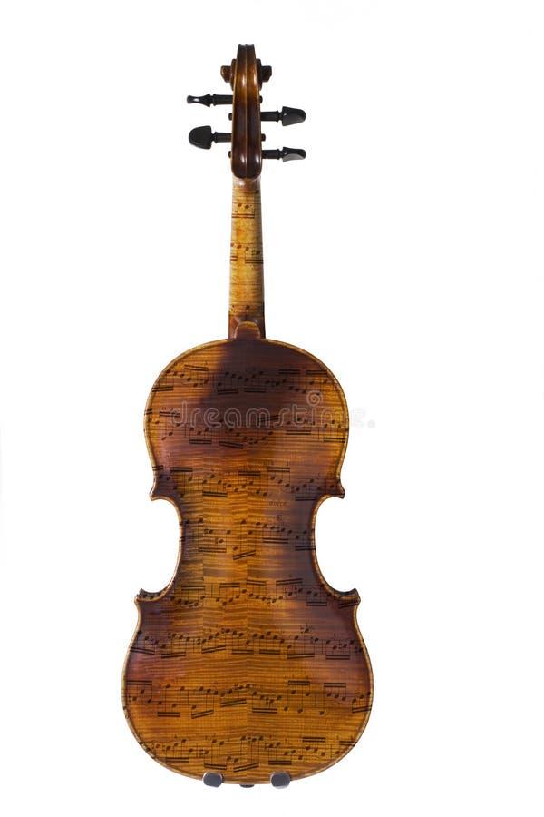 Houten muzikaal Instrument stock afbeeldingen