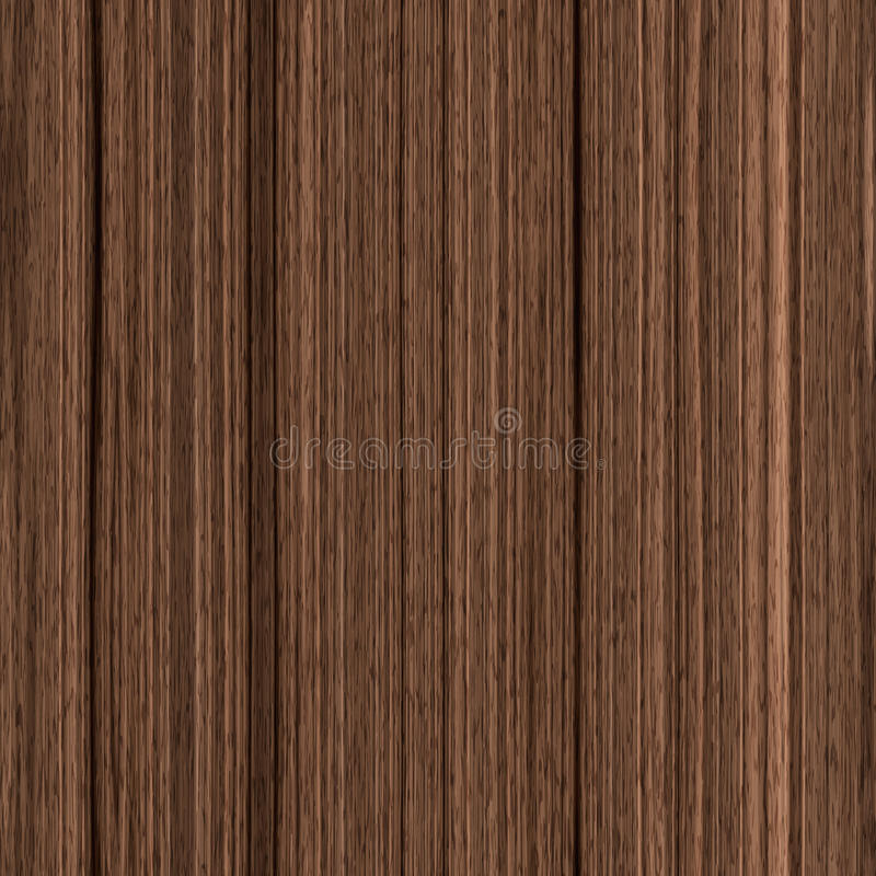 Houten naadloze textuurachtergrond stock illustratie