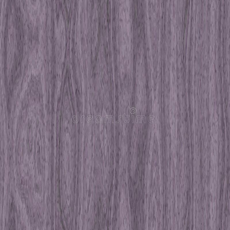 Houten naadloze textuurachtergrond. stock illustratie