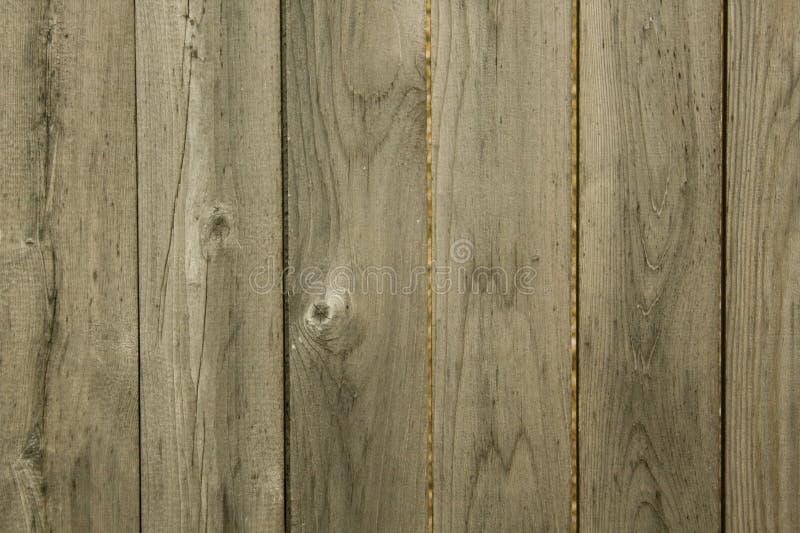 Houten omheining met houten korrel royalty-vrije stock afbeelding