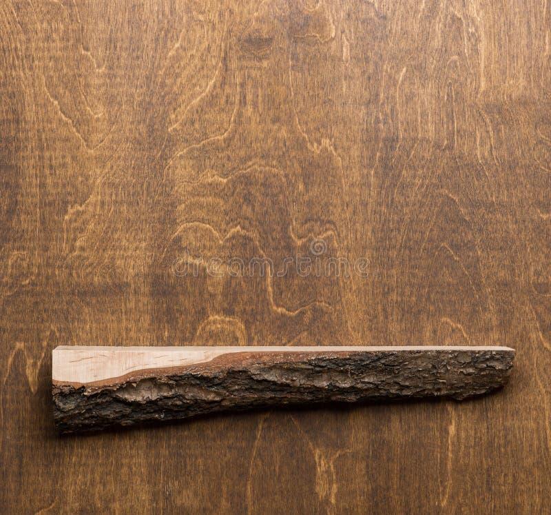 Houten plank en muur stock afbeelding